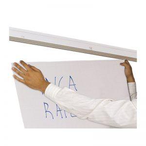 dispozitiv prindere hartie pt sistem de prezentare pe sina bi office 4 cm 9058